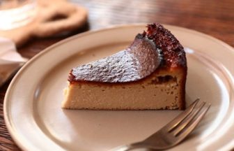 2020年に流行ったグルメNo.1 バスクチーズケーキ