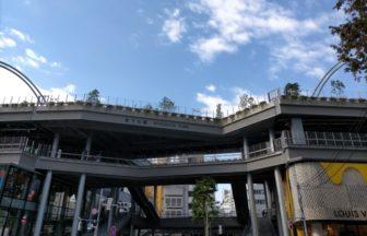 渋谷の新お出かけスポット「MIYASHITA PARK」
